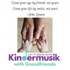 Things to do in Richmond South, VA for Kids: Kindermusik with Grandfriends, Little Sunshine Music Studio