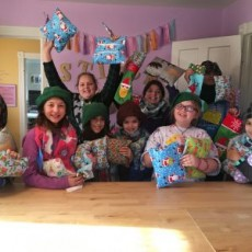 Things to do in Centreville-Manassas, VA for Kids: Christmas/Holiday Gifts For Family Sewing Class, Cupcakes and Lace LLC