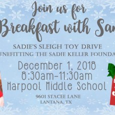 Breakfast with Santa - Toy Drive