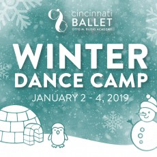 Things to do in Cincinnati Eastside, OH for Kids: Cincinnati Ballet Kids Winter Dance Camp | Ages 4-9, Cincinnati Ballet Otto M. Budig Academy
