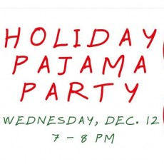 Things to do in Southlake-Keller, TX for Kids: Holiday Pajama Party, Bedford Public Library