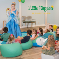 Folsom-EDH, CA Events: Little Kingdom Story Time and Music