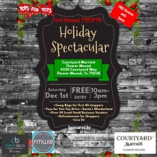 Things to do in Flower Mound-Lewisville, TX for Kids: 3rd Annual FMWIB Holiday Spectacular, Flower Mound Women in Business