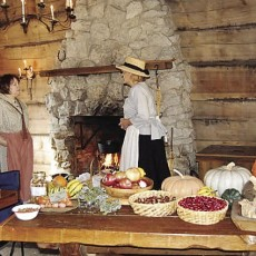 Community Thanksgiving At Crowley Museum & Nature Center