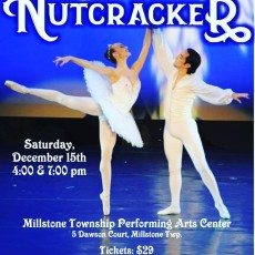 Things to do in Marlboro-Manalapan, NJ for Kids: The Nutcracker, Center Stage Dance and Theatre School