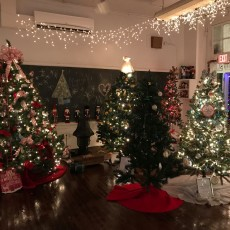 Breakfast with Santa at the Old Lutz School