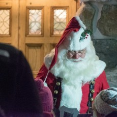 Things to do in Midland, MI for Kids: Midland Courthouse Lighting/Santa House Kickoff, Midland Area Community Foundation