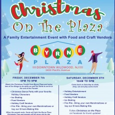 Things To Do In Nj For Christmas.Christmas On The Plaza New For 2018 Hulafrog Cape May