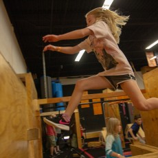 Things to do in Mansfield-Attleboro, MA for Kids: Pre-Thanksgiving Day Camp, Hub Parkour Training Center