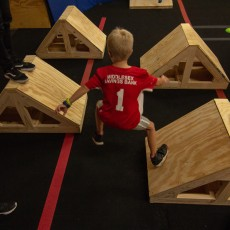 Things to do in Mansfield-Attleboro, MA for Kids: Holiday Break Camp Week, Hub Parkour Training Center