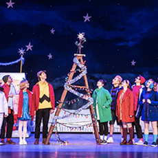 A Charlie Brown Christmas Live On Stage.A Charlie Brown Christmas Live On Stage Hulafrog