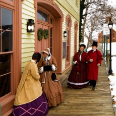 Dickens of a Christmas at Ohio Village