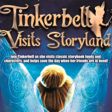 Canton-Plymouth, MI Events: Tinkerbell Visits Storyland