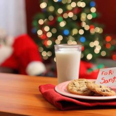 Things to do in San Diego East County, CA for Kids: Milk & Cookies with Santa, Cameron Family YMCA