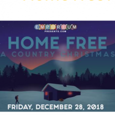 Home Free A Country Christmas