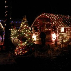 Things to do in Plymouth-Middleborough, MA for Kids: 6th Annual Festival of Lights, Middleborough Tourism Committee