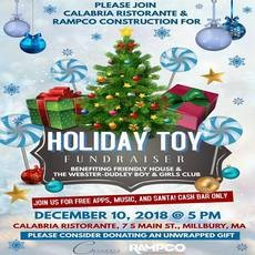 Holiday Toy Fundraiser