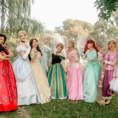 Things to do in Antioch-Brentwood, CA for Kids: Princesses in City Park, The Storytime Princesses