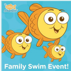 Cincinnati Eastside, OH Events: Family Swim at Goldfish Swim School