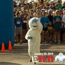 Things to do in Lakewood, CO for Kids: Yeti Chase 5k & 10k, Racing Underground