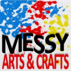 Things to do in Beaverton, OR for Kids: Messy Art, Aloha Community Library Association