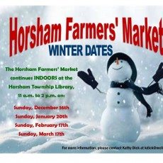 Things to do in Doylestown-Horsham, PA for Kids: Horsham Farmers Market - Winter Market, Horsham Farmers Market