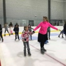 IC's Ice Skating Party