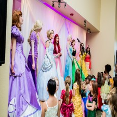 The Ultimate Princess Party