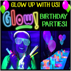 Glow Parties at Bonkers