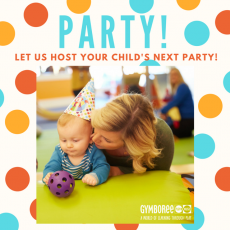 Parties for kids 0-5!