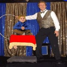 Star Wars Themed Magic Show Party