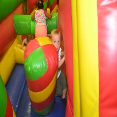 Party at Bounce About!