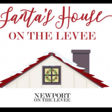 Things to do in Cincinnati Eastside, OH for Kids: Santa's House at Newport on the Levee [Multiple Dates], Newport on the Levee