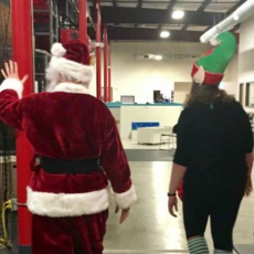 Things to do in Cincinnati Eastside, OH for Kids: Jumping with Santa at Pogo Play!, Pogo Play