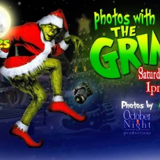 Things to do in Fort Myers, FL for Kids: Photos with The Grinch & Holiday Food Drive 2018, Red Headed Witches