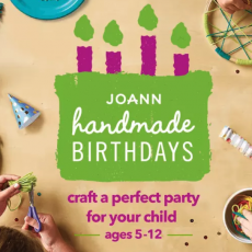 Crafting Themed Party