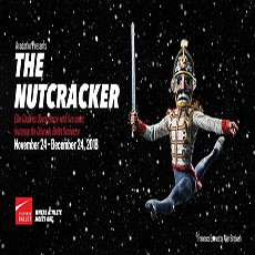 Things to do in Aurora, CO for Kids: The Nutcracker-presented by the Colorado Ballet (Nov 24-Dec 24), Ellie Caulkins Opera House