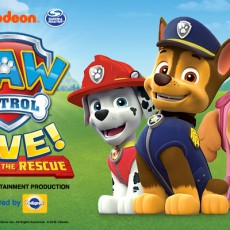 Columbia, MO Events for Kids: Paw Patrol Live!  Race to the Rescue