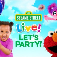 Columbia, MO Events for Kids: Sesame Street Live Let's Party