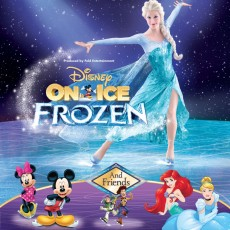 Things to do in Austin West, TX for Kids: Disney On Ice Presents Frozen, H-E-B Center at Cedar Park