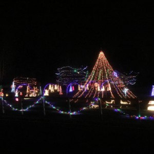 Rambacher Family Christmas Display - Northfield
