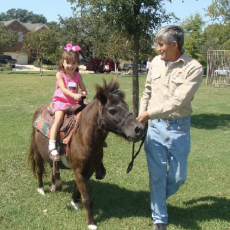 Traveling Pony Rides and Petting Zoo