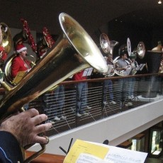 Things to do in Eastern Main Line, PA for Kids: Tuba Christmas at the Kimmel Center, The Kimmel Center for the Performing Arts