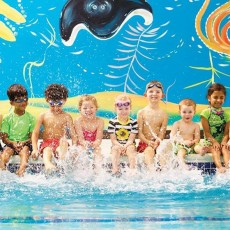 Things to do in Eastern Main Line, PA for Kids: Family Night Out!, Goldfish Swim School - Malvern
