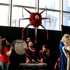 Things to do in Folsom-EDH, CA for Kids:  Noon Year's Eve Family Festival, Crocker Art Museum