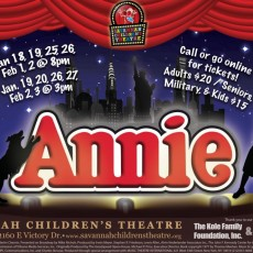 Things to do in Savannah, GA: Annie