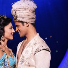 Things to do in Folsom-EDH, CA for Kids: Disney's Aladdin - National Touring Broadway, Sacramento Community Center Theater