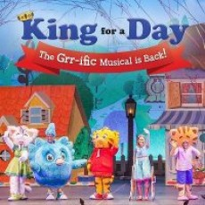 Things to do in Folsom-EDH, CA for Kids: Daniel Tiger's Neighborhood Live: King for a Day, Sacramento Community Center Theater