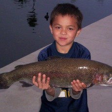 Things to do in San Diego East County, CA: Trout ReOpener