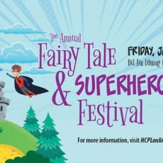 Things to do in Aberdeen-Bel Air, MD for Kids: Fairy Tale & Superhero Festival, Bel Air Library